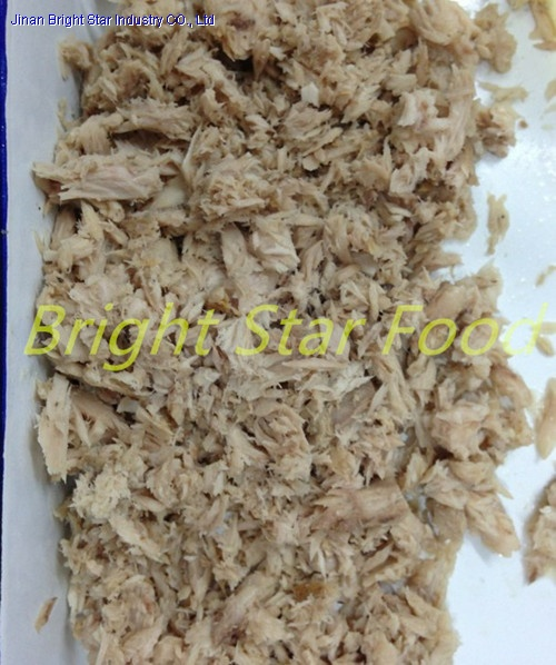 Canned Shredded Tuna